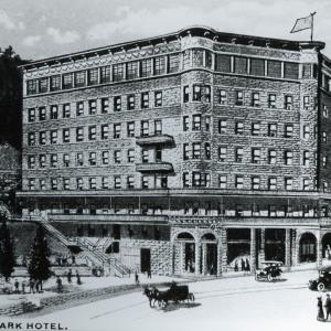 BASIN PARK HOTEL - ADVENTOUR