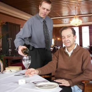 Crystal Dining Room Wine Tasting