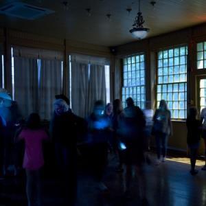 Basin Park Hotel-Paranormal Investigation